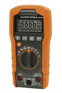Klein Tools MM400 review