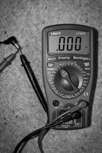 how to test a multimeter