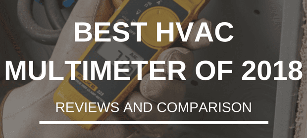 Best HVAC Multimeters for 2018