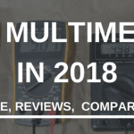 Best Multimeters in 2018