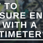 How to measure engine RPM with a multimeter