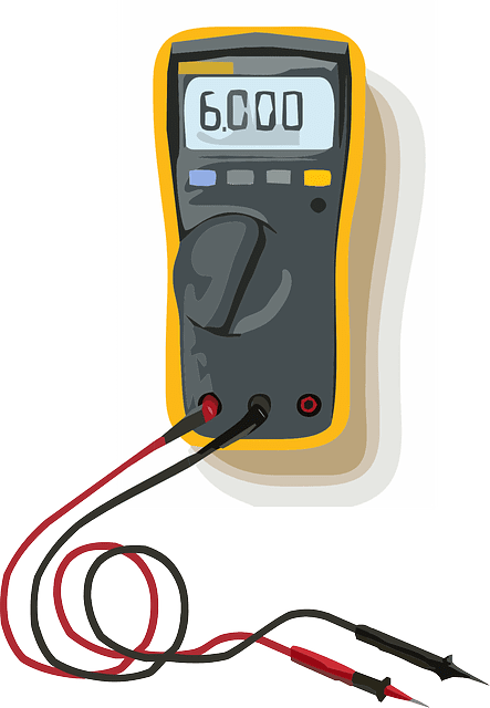 multimeter for measuring