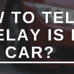 How to tell if a relay is bad in a car