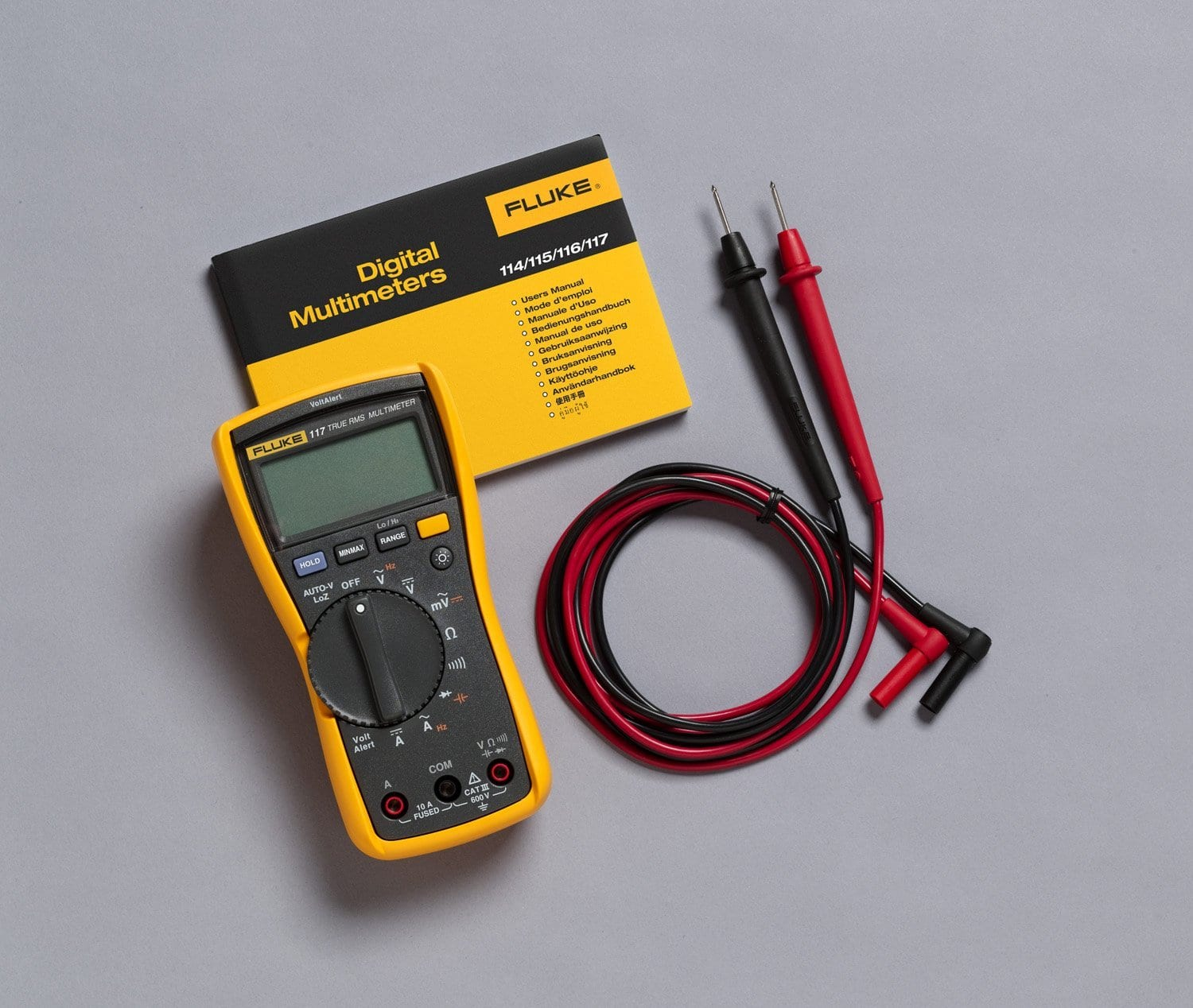 fluke 117 with probes review