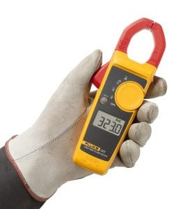 compactness of clamp meter