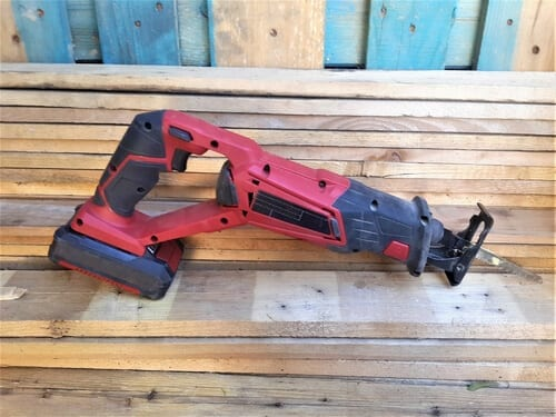 What to look for in a reciprocating saw