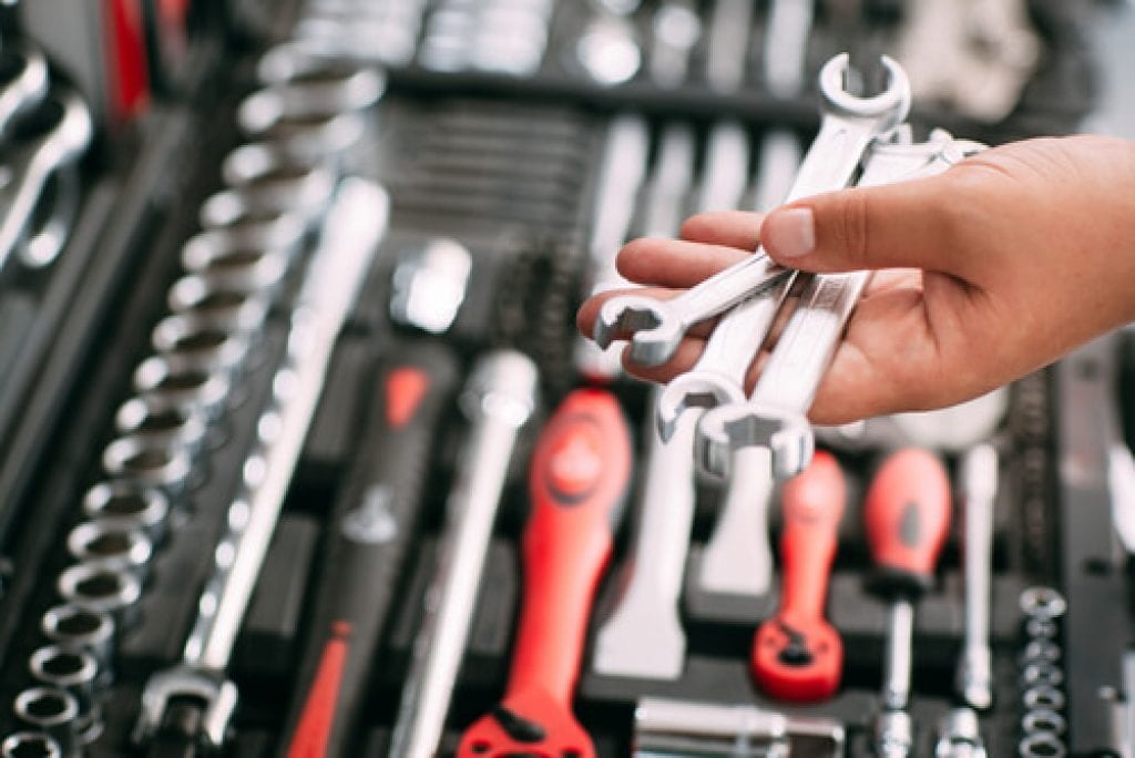 tools for tool kit
