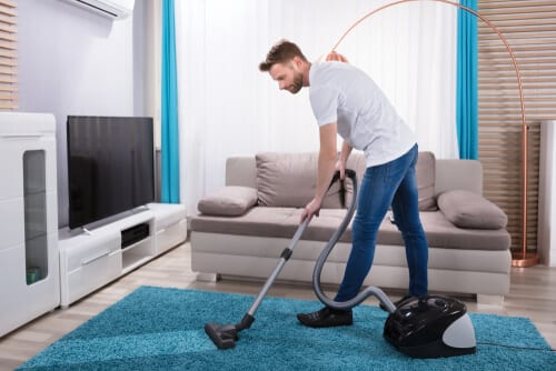 Benefits of a dry vacuum