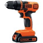 Black & Decker LDX120C review