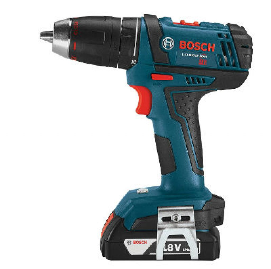 Bosch DDB181-02 review